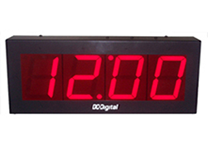 Digital and Analog Educational Clock Systems